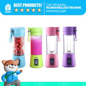 Harga blender mini portable botol minum blender gsf g | HARGALOKA.COM