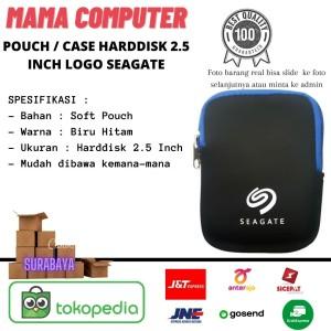 Harga pouch case external hardisk 2 5 inch logo | HARGALOKA.COM