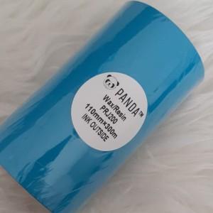 Harga panda prj 200 wax resin 110x300 face out barcode printer | HARGALOKA.COM