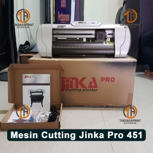 Harga alat potong sticker jinka 451 pro printer polyflex mesin cutting | HARGALOKA.COM