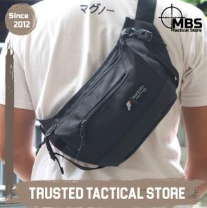 Harga waist bag maguno procas tas waistbag premium quality tas selempang   | HARGALOKA.COM