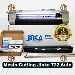 Harga alat potong sticker jinka 722 pro printer polyflex mesin cutting | HARGALOKA.COM
