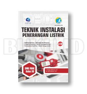 Harga buku teknik instalasi penerangan listrik smk mak kelas xii 4 tahun | HARGALOKA.COM