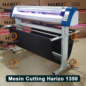Harga alat potong sticker harizo hr1350 printer polyflex mesin cutting | HARGALOKA.COM