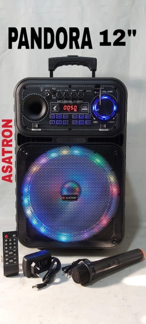 Harga asatron speaker meeting   bluethooht 12 34 | HARGALOKA.COM