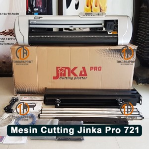 Harga alat potong sticker jinka 721 pro printer polyflex mesin cutting | HARGALOKA.COM