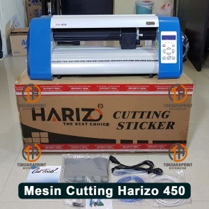 Harga alat potong sticker harizo hr450 printer polyflex mesin cutting | HARGALOKA.COM