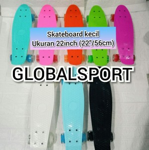 Harga penny board skateboard anak remaja 22 inch kecil terbaru 22 34 56cm   | HARGALOKA.COM