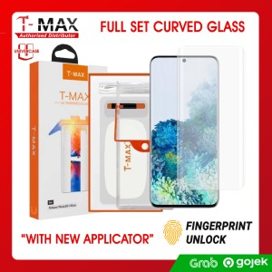 Harga t max tempered glass samsung s20 ultra s20 plus s20 anti gores   s20 | HARGALOKA.COM