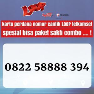 Harga nomer cantik loop telkomsel kartu perdana nomor paket sakti combo | HARGALOKA.COM