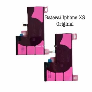 Harga baterai original 100 iphone xs 2658mah battery batre | HARGALOKA.COM