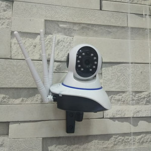 Harga yosse yyp2p wireless wifi ip camera cctv paket murah pasang | HARGALOKA.COM