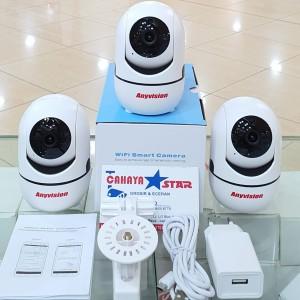 Harga ip camera wifi anyvision 2mp full hd siapp pasang garansi | HARGALOKA.COM