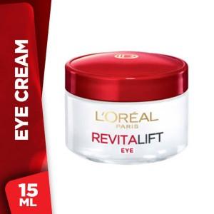 Harga loreal revitalift dermalift eye cream 15ml l 39 oreal | HARGALOKA.COM