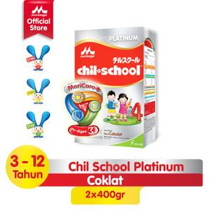 Harga chil school platinum moricare chocolate   HARGALOKA.COM