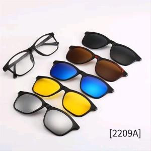 Harga frame kaca mata fashion clip on 5 2209a   ganti   HARGALOKA.COM