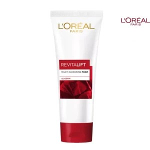 Harga loreal revitalift milky cleansing foam 100ml sabun facial l 39 | HARGALOKA.COM