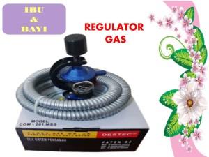 Harga regulator gas destec regulator kompor | HARGALOKA.COM