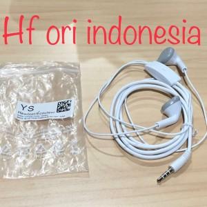 Harga headset samsung handsfree ori j1ace indonesia stereo earphone | HARGALOKA.COM