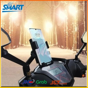 Harga bicycle mobile phone holder sepeda motor phone holder universal spion   rearview   HARGALOKA.COM