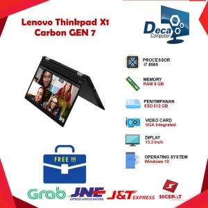 Harga laptop lenovo thinkpad x390 yoga 2in1 touch i7 8565 16gb 512ssd 13 | HARGALOKA.COM