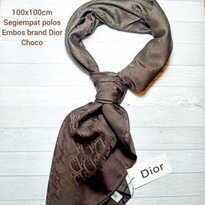 Harga grosir kerudung segi empat scarf di or hijab jilbab polos premium   | HARGALOKA.COM