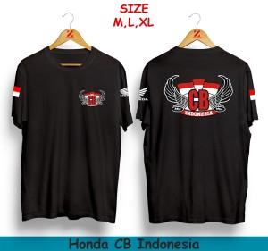 Harga youwant store kaos distro honda cb indonesia honda gank honda geng   | HARGALOKA.COM