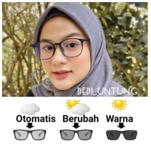 Harga kacamata photocromic wanita photocromic pria gratis | HARGALOKA.COM