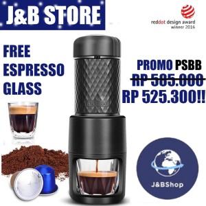 Harga staresso mesin kopi espresso maker manual portable coffee   HARGALOKA.COM