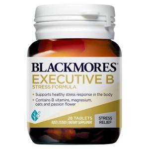 Harga blackmores executive b stress formula 28 | HARGALOKA.COM