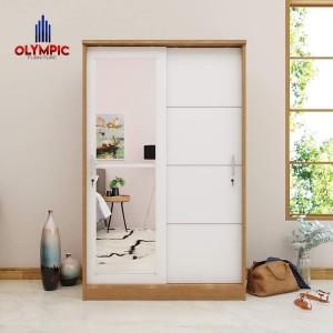 Harga lemari pakaian sliding olympic lsd eero lemari baju pintu | HARGALOKA.COM