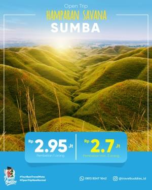 Harga paket wisata travel tour liburan sumba open | HARGALOKA.COM
