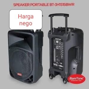 Harga speaker baretone 15 inch bt3h1515bwr bluetooth   HARGALOKA.COM