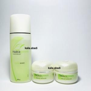 Harga 100 ori naavagreen paket jerawat paket acne   paket acne | HARGALOKA.COM