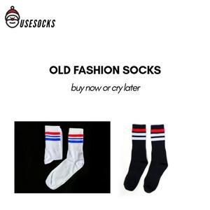 Harga kaos kaki old school kaos kaki stripe kaos kaki sport   | HARGALOKA.COM
