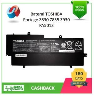 Harga batre baterai laptop toshiba portege z830 z835 z930 pa5013   HARGALOKA.COM