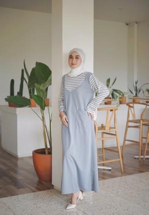 Harga mybamus base stripe with lacost dress gray m14228 | HARGALOKA.COM
