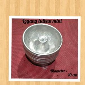 Harga cetakan loyang tulban mini | HARGALOKA.COM