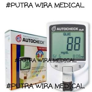 Harga alat auto check   garansi seumur hidup  putra wira medical 34 p w m 34 | HARGALOKA.COM