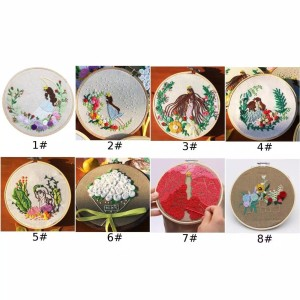 Harga diy embroidery kit hobi sulam rajut   HARGALOKA.COM