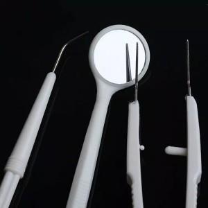 Info 3pc Alat Pembersih Gigi Plak Dental Instrument Hook Pinset Kaca Sl08 Katalog.or.id
