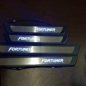 Harga Sillplate Samping Pintu All New Fortuner Katalog.or.id