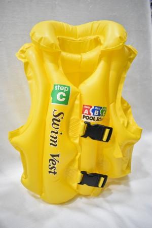 Harga jaket rompi swim vest abc pelampung anak size m ban renang | HARGALOKA.COM
