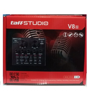Harga soundcard v8s mixer sound card v8s mixer audio usb | HARGALOKA.COM