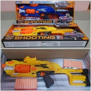Harga nerf gun mainan pistol tembakan peluru busa   sniper gun soft | HARGALOKA.COM