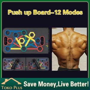 Harga alat push up bar power press push up board perlengkapan olahraga | HARGALOKA.COM