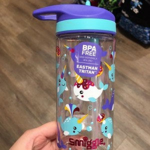 Harga baru ori smiggle hooray junior bottle botol minum anak cowok | HARGALOKA.COM
