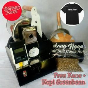 Harga mesin roasting kopi   alat sangrai kopi dan kacang plus regulator | HARGALOKA.COM
