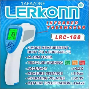 Katalog Infrated Thermometer By Leelvis Katalog.or.id