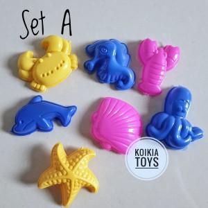 Harga mainan cetakan pasir kinetik fun doh   tipe   HARGALOKA.COM
